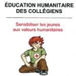 Croix Rouge Française Education Humanitaire des Collégiens