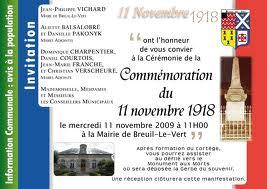 Commémoration du 11 novembre 1918 - Ce2 Cm1 Cm2 - 20ème siècle - Histoire - Exercices - Cycle 3
