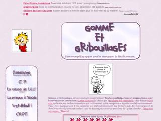 Gomme & Gribouillages - Ressources pédagogiques