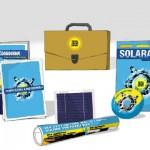 Un programme pédagogique gratuit, complet et ludique pour expérimenter l'énergie solaire photovoltaïque au collège