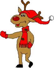 petit renne au nez rouge - cp